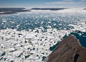 南极冰层下再现91座火山