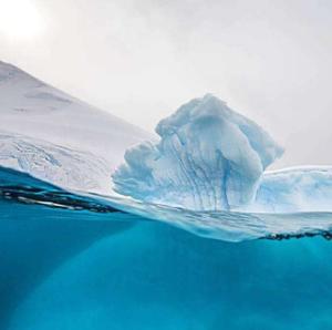 研究称南极变暖程度超全球水平3倍
