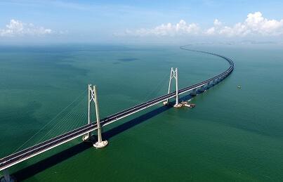 腾跃的巨龙:解码港珠澳大桥的高科技