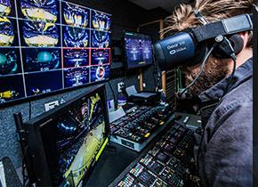 揭秘用VR看NBA直播是怎么做到的