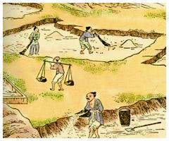 【中国古代科技】制盐--中国数字科技馆图片