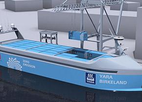 全球首艘无人驾驶船舶明年下水