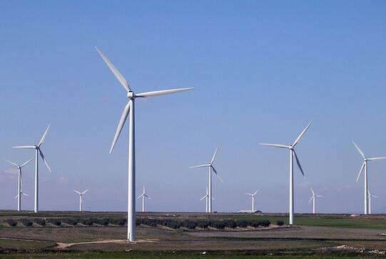 风车发电的奥秘