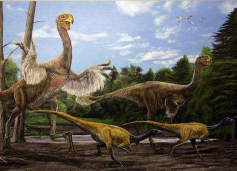"""演化史新假说""""撼动""""恐龙演化谱系树"""
