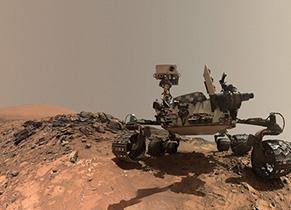 """""""火星2020""""抓把岩土带回来"""