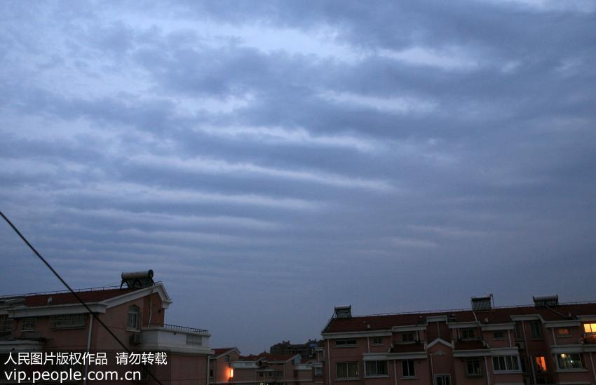 雲 地震 鱗