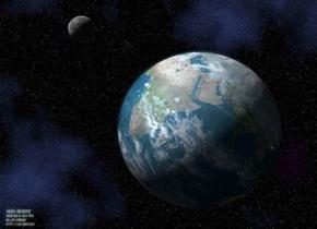 另一个地球在哪里