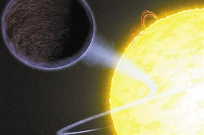"""1400光年外有一颗""""黑星星"""",很难更黑"""