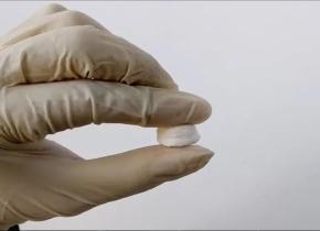 能像棉花糖一样被压扁的新型耐热陶瓷
