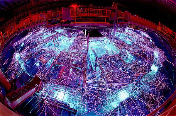 在地球上打造模拟遥远星系的实验室--中国数字科技馆