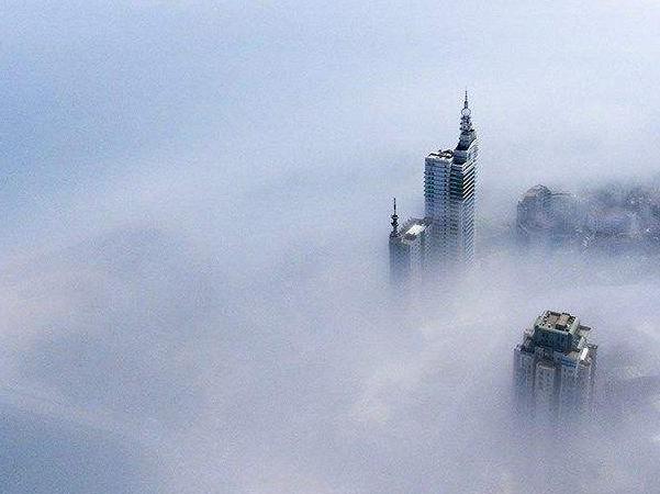 梦幻又危险的海雾