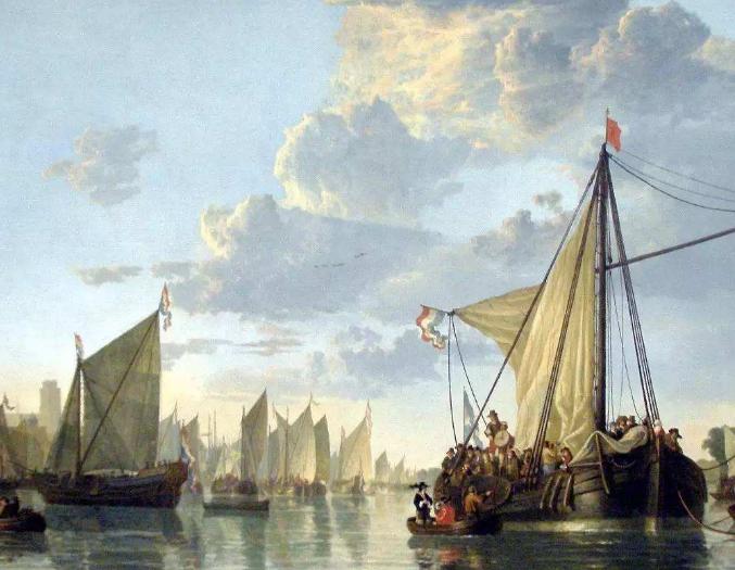 """印度洋上的""""寶船""""——中世紀的阿拉伯商船"""