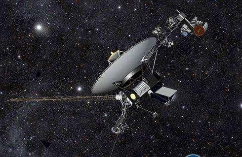 飞向太空的人类文明——旅行者号探测器
