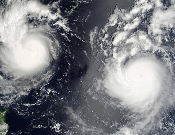 海上风暴——台风