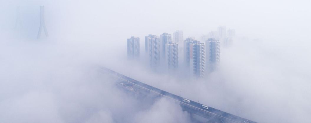 """大雾又降温,记住防护的""""三三法则"""""""