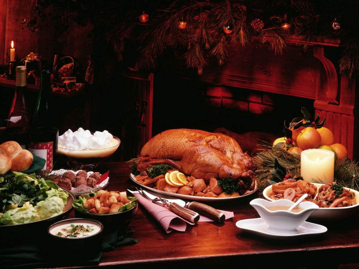 世界各国新年都吃什么