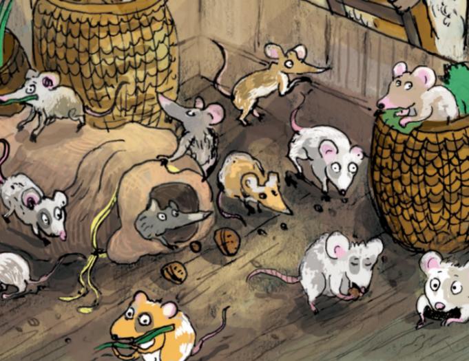 小老鼠的大历史