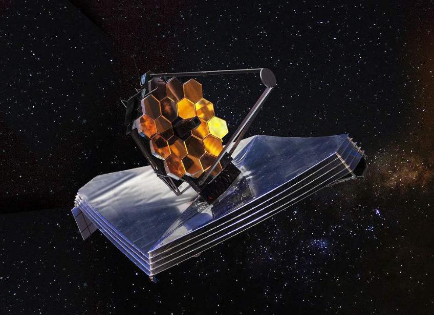 詹姆斯·韦伯 太空望远镜
