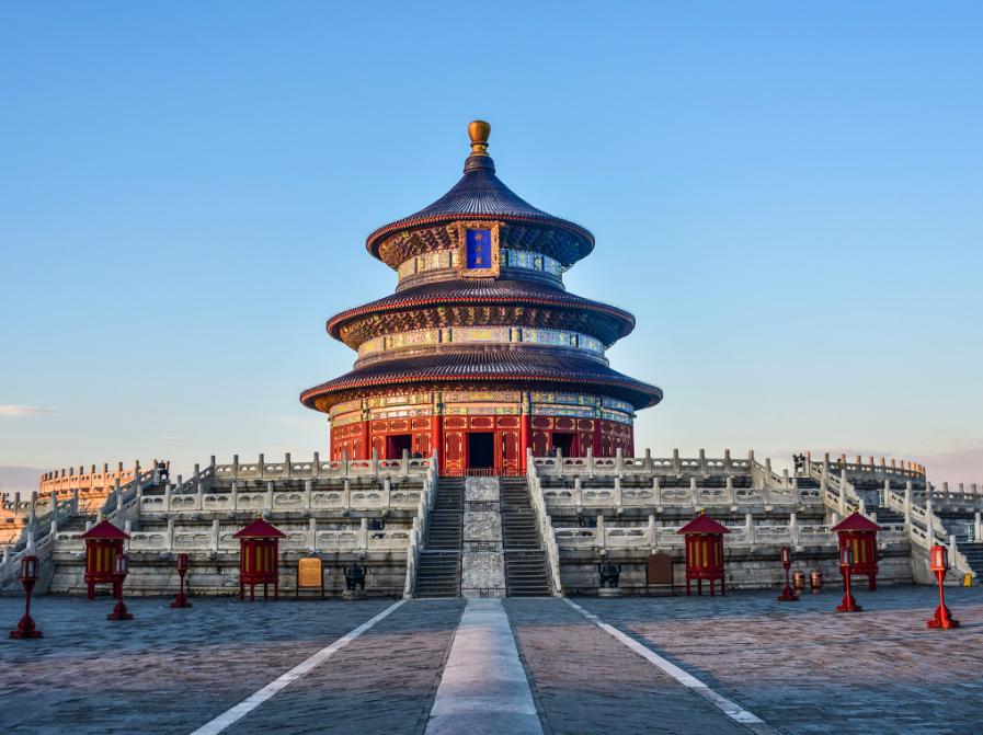 天坛中的中国传统文化