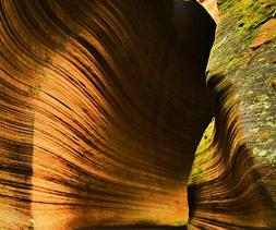 """永嘉雕岩谷 """"教科书""""级的地貌景观"""
