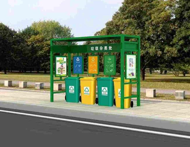 垃圾分类,不只是垃圾桶的革命