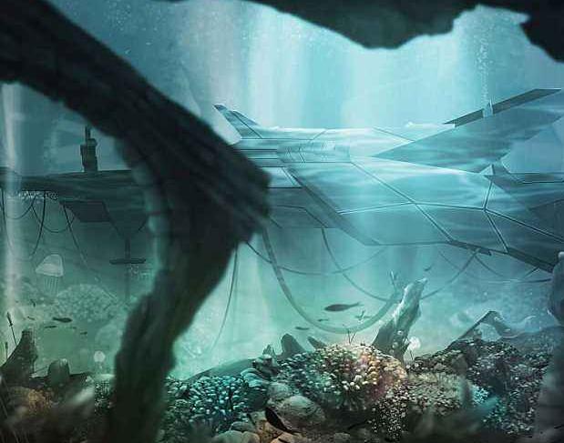 深海梦魇——八目鳃