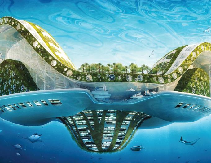 """""""未来地球""""计划与气候变化五分3d"""