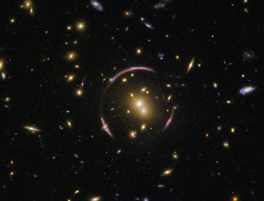 爱因斯坦环