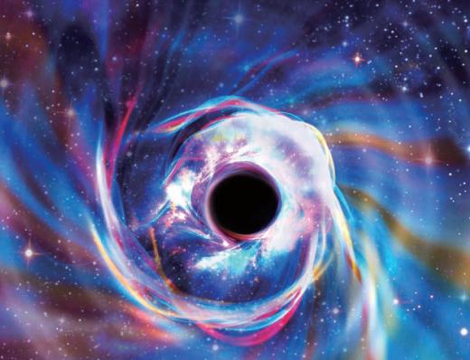 探索黑暗——通向黑洞视界面之路