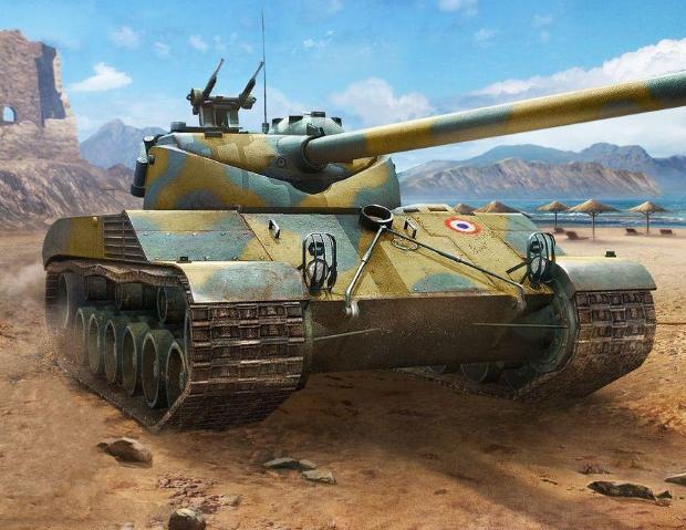 军武擂台:T-72对战M1A1