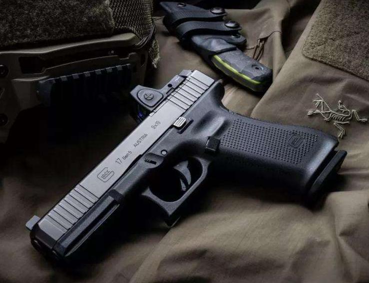 国产手枪进化史