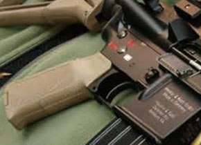 百变枪王HK416