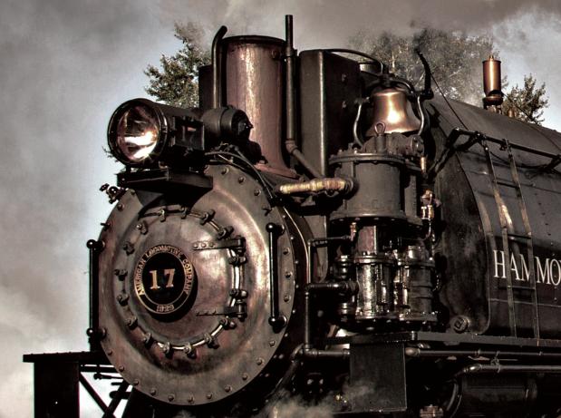 蒸汽机传奇