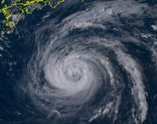 台风要捣乱