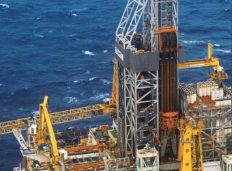 """扫描""""蓝鲸""""——观察海上钻井平台"""