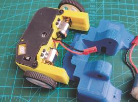 制作一台属于你自己的mini格斗机器人