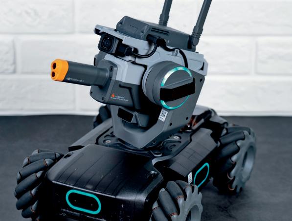 大疆RoboMaster S1的奥秘