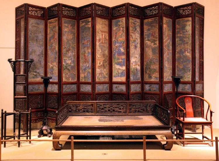 古代家具更讲究