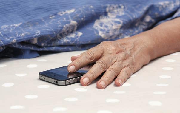"""老年人如何对手机做""""减法"""""""