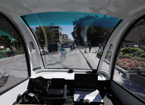 """无人驾驶公交车即将""""占领""""城市,信还是不信?"""