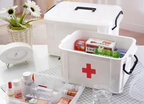 家庭小药箱如何构建?
