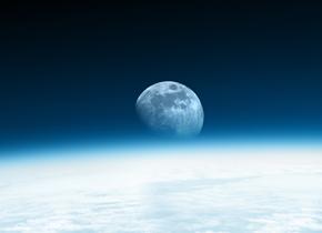 我们看到的月球为什么只有一面