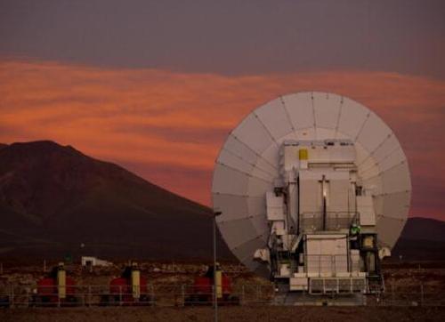 外星人发来了太空无线电波?