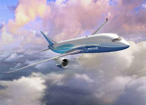 飞机靠什么在天上飞?