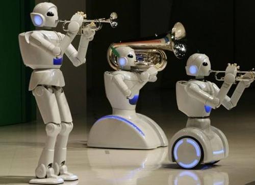 机器人是怎样感知这个世界的