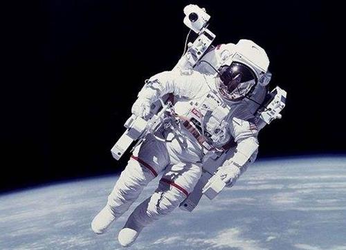 布赖恩·普朗特——宇航员