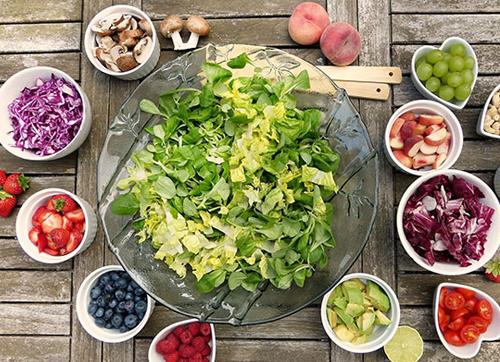 營養食品對環境的影響更小
