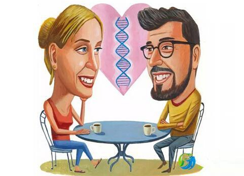 新年脱单术:DNA相亲了解一下