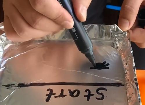 【居家实验】神笔马良-浮力五分3d实验