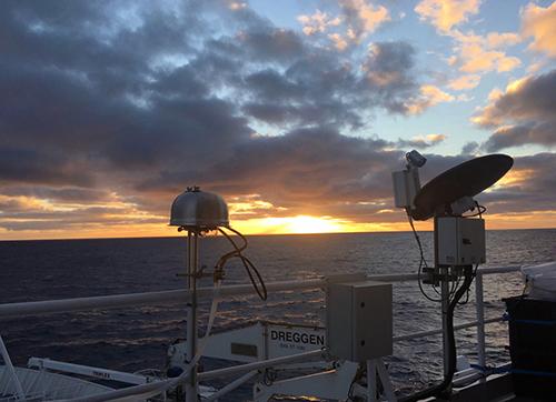 大气科学家确定了地球上最清新的空气